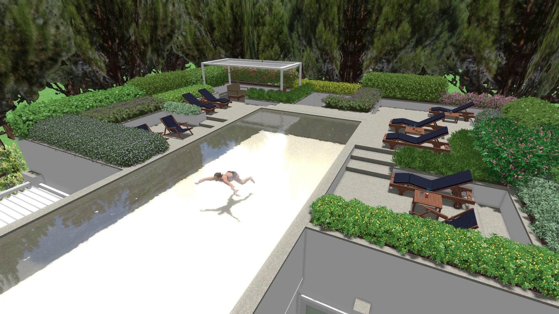 Emejing Progetto Terrazzo Pictures - Modern Home Design - orangetech.us