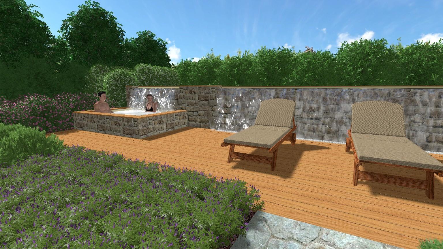 Gallery of davide giorgi paesaggista with giardino con piscina - Giardino con piscina esterna ...