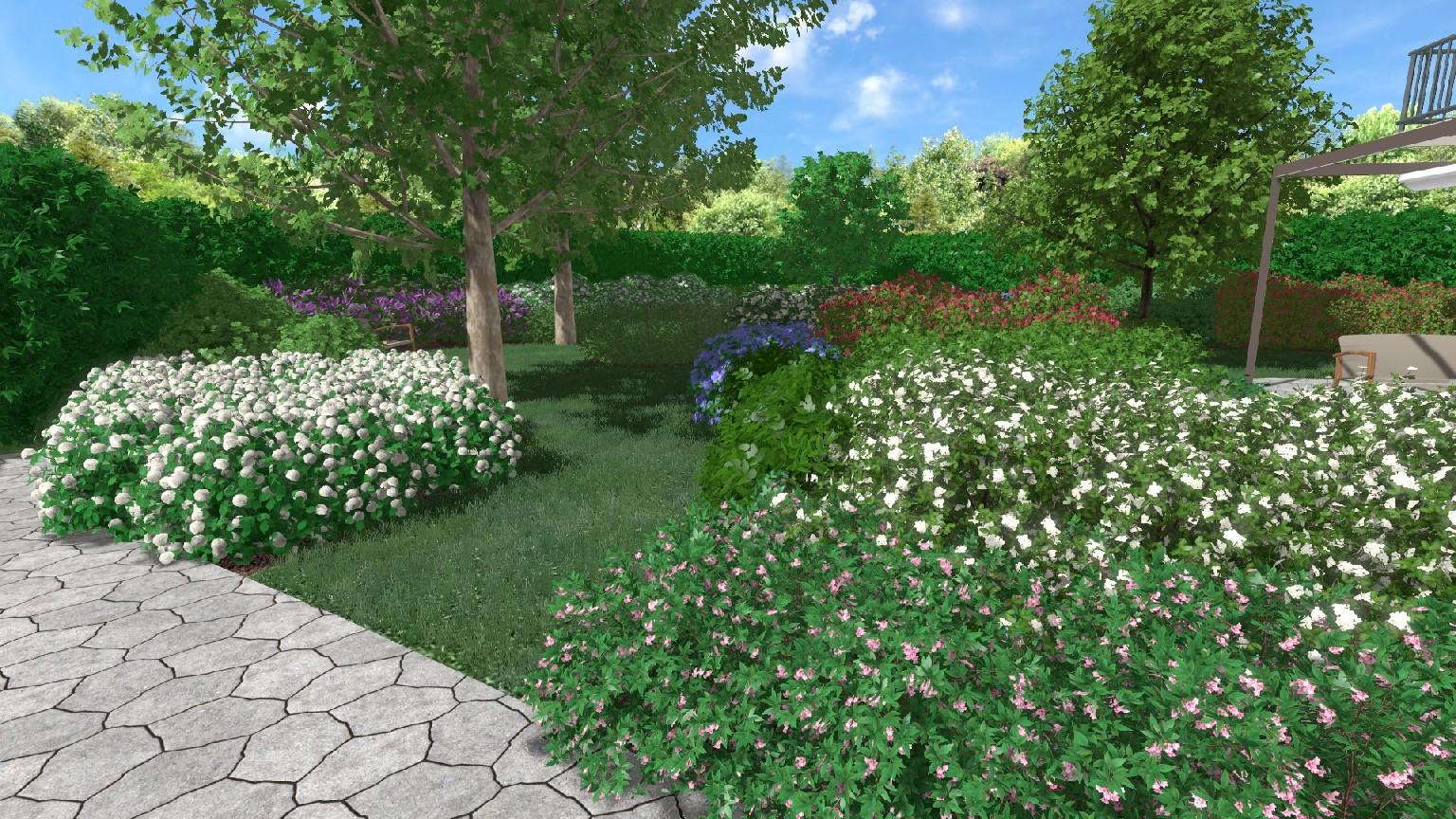 Progettazione di giardino a firenze davide giorgi paesaggista