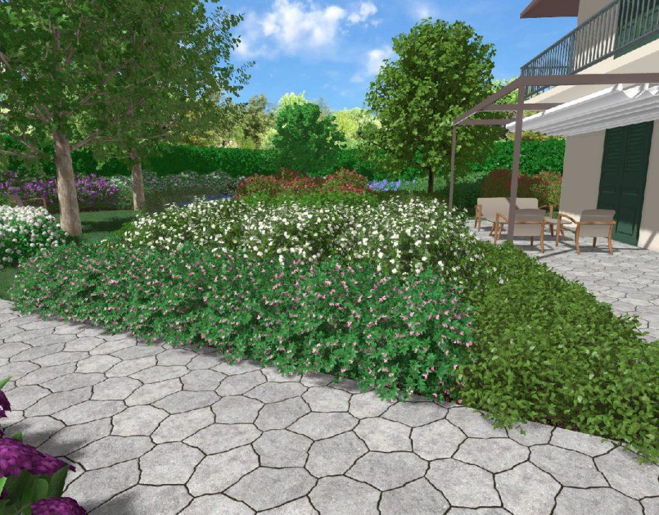 Amazing di giardino a firenze with progetti giardini for Design della casa di 750 piedi quadrati