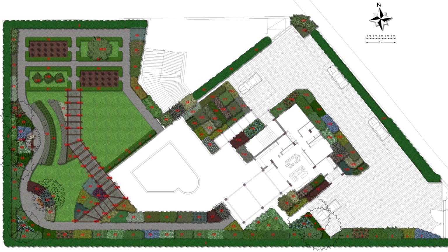 Progettazione-di-giardino-a-Napoli- progetto-definitivo