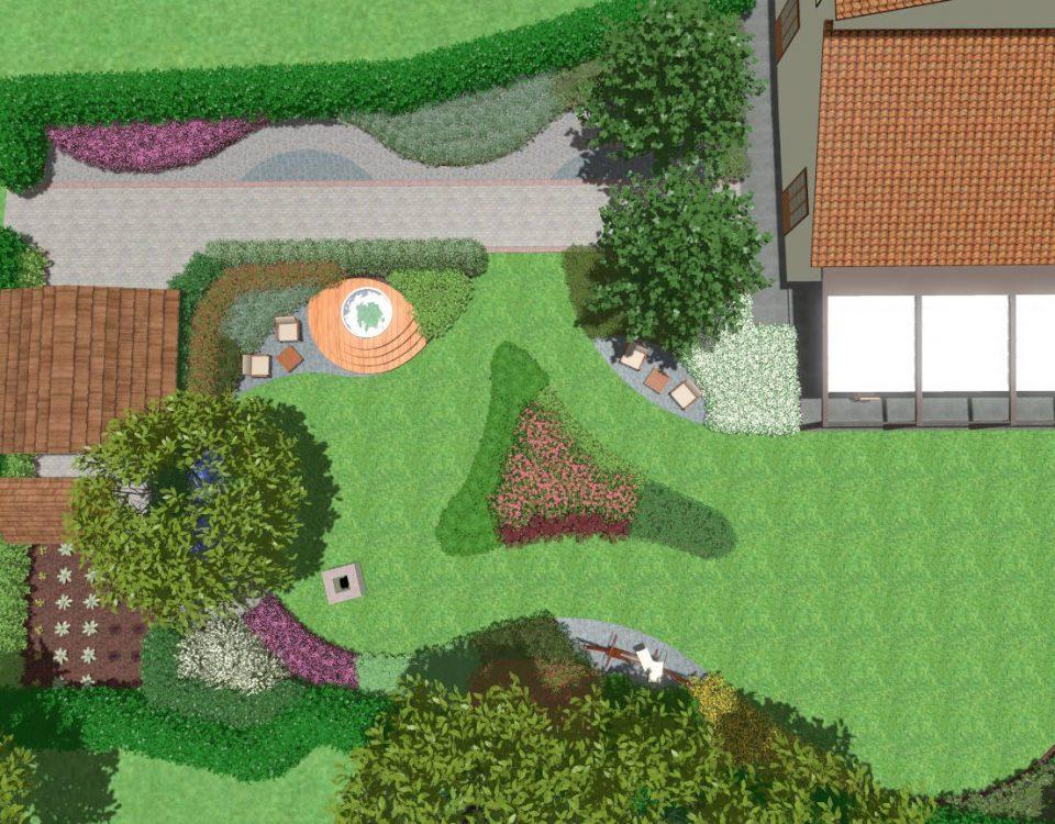Progetti giardino beautiful prezzi giardini with progetti for Design del giardino