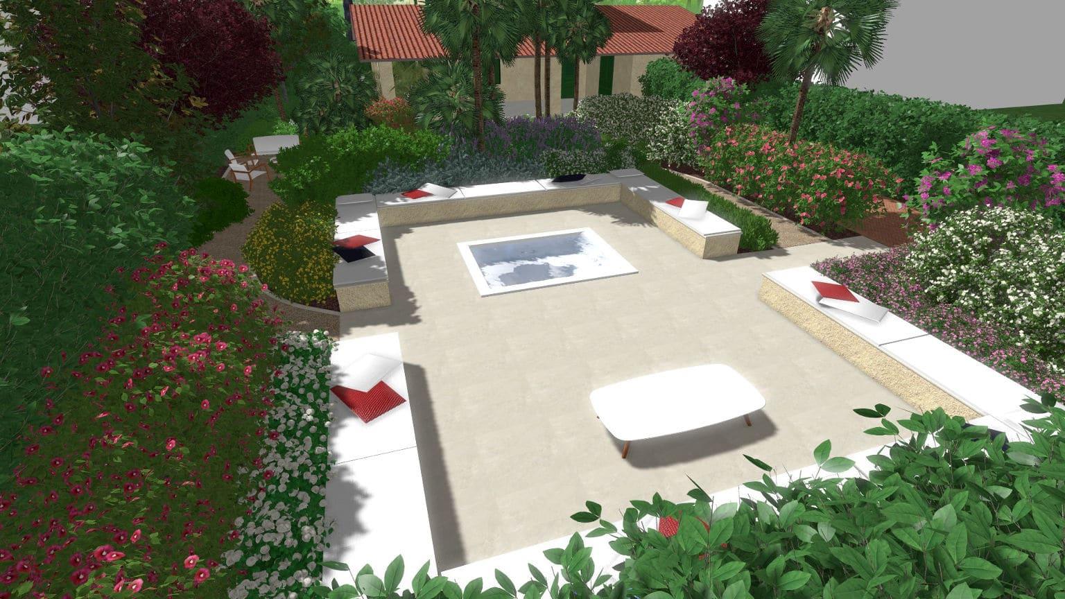Progettare giardino perfect il giardino sullisola di korcula croazia il with progettare - Progettare il giardino ...