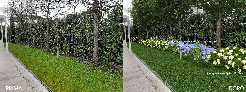 Progettare Un Giardino In Campagna progetti giardini archivi - davide giorgi - paesaggista